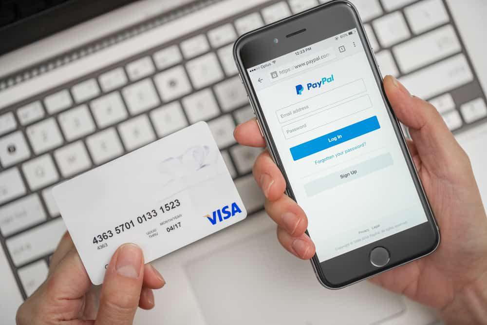 ricaricare PayPal conto corrente