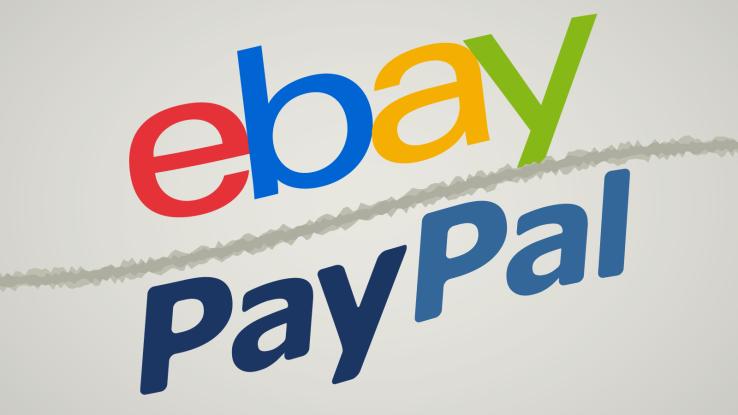 vendere ebay paypal