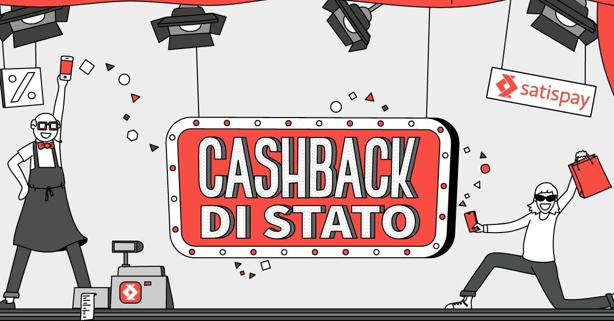 Satispay consente il Cashback di Stato