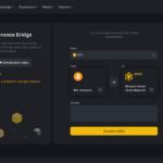 prelevare o depositare fondi con il metodo Binance Bridge
