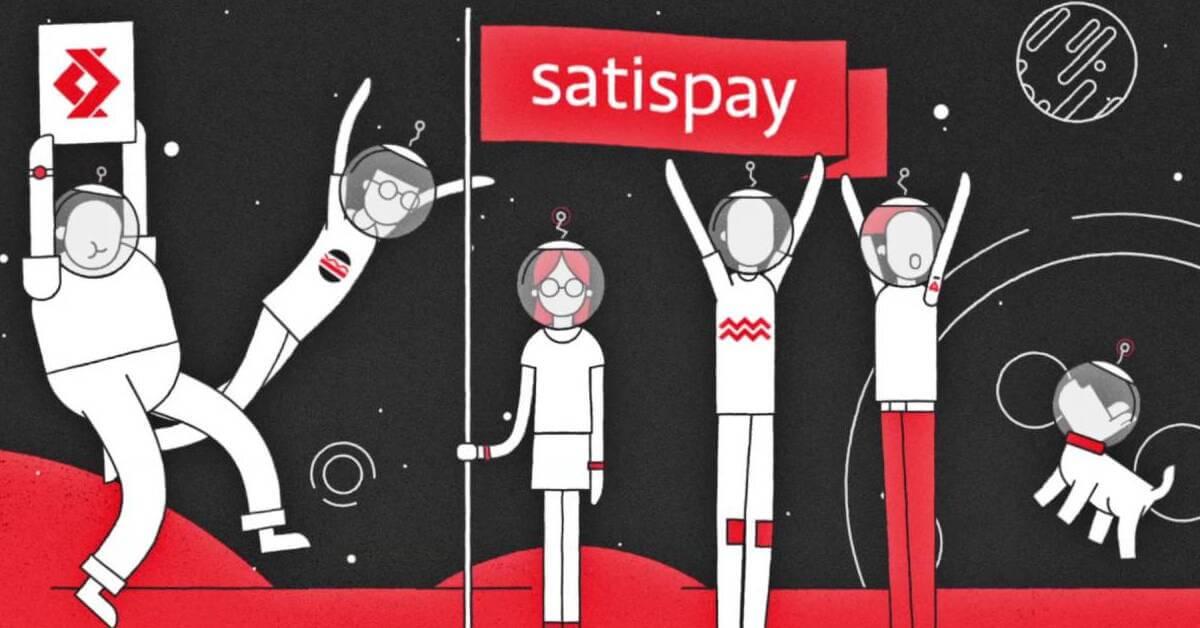 Il segreto di Satispay: uno staff creativo