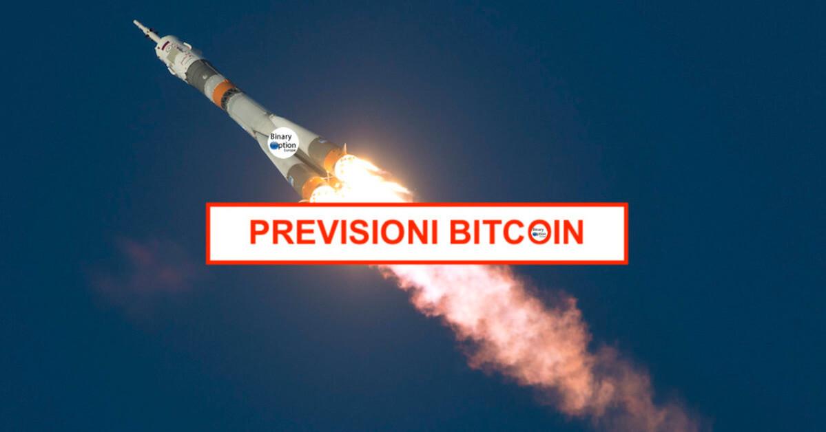 Previsione Bitcoin 2021 secondo le analisi più diffuse degli esperti