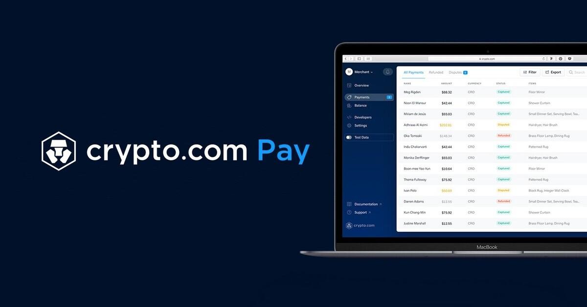 Che cos'è e come funziona Crypto.com Pay