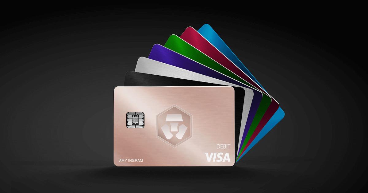 Che cosa sono le Carte di Debito di Crypto.com