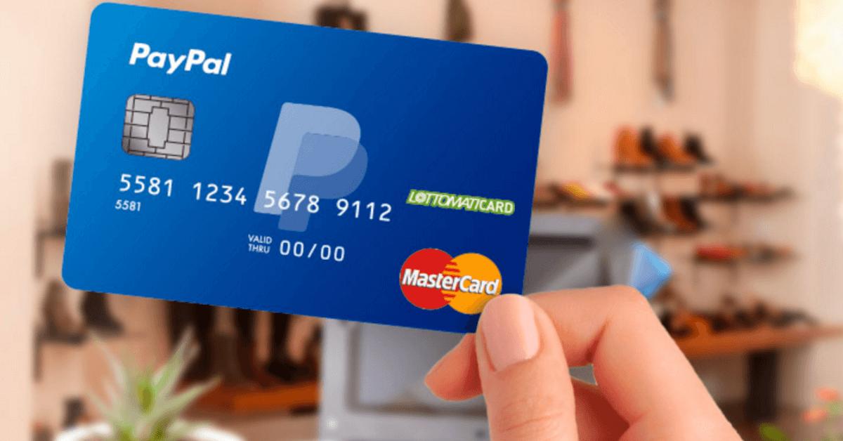 Che cos'è la Carta Prepagata PayPal e come funziona